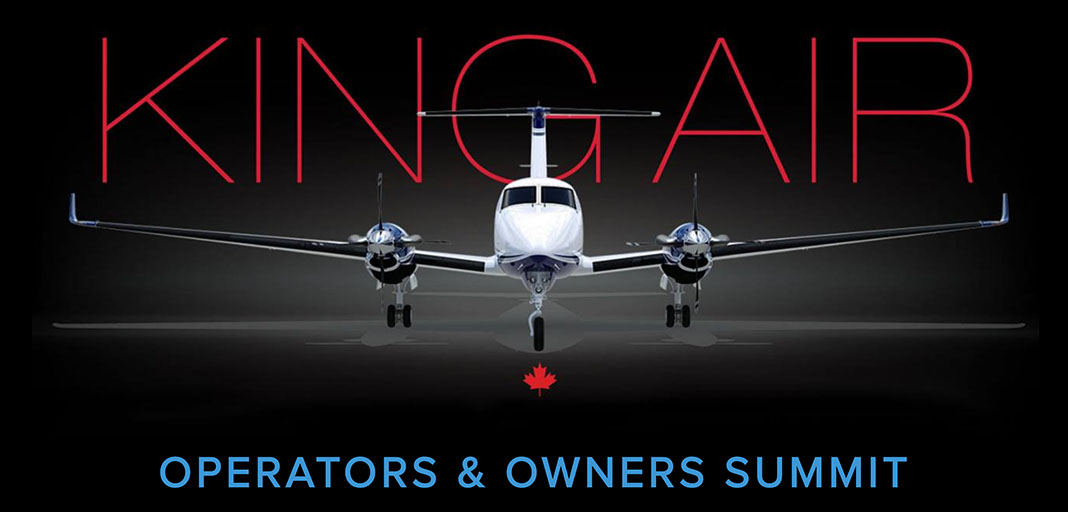 Join Us at the 2019 King Air Summit!