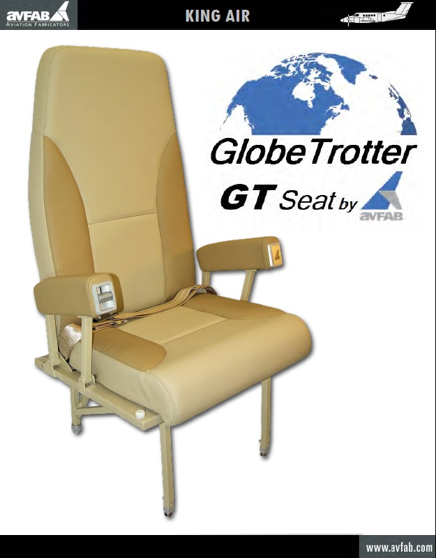 AvFab GT Seat Catalog 11.27.18