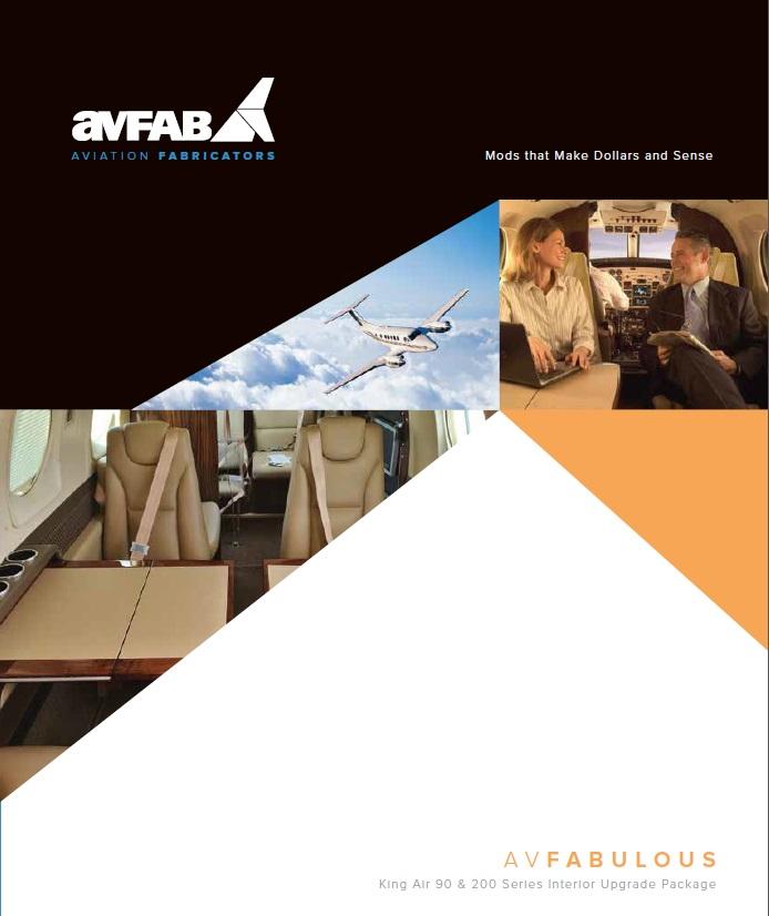 King Air 90 Arm Ledge Table System » Aviation Fabricators
