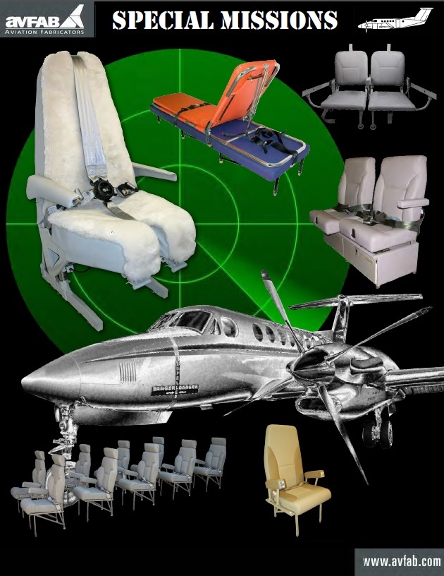 King Air Special Missions Catalog