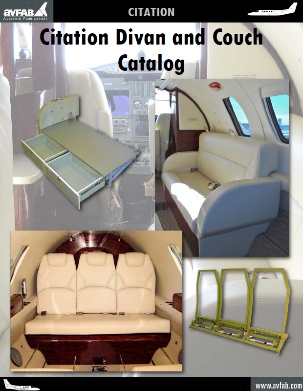 Citation Divan and Couch Catalog
