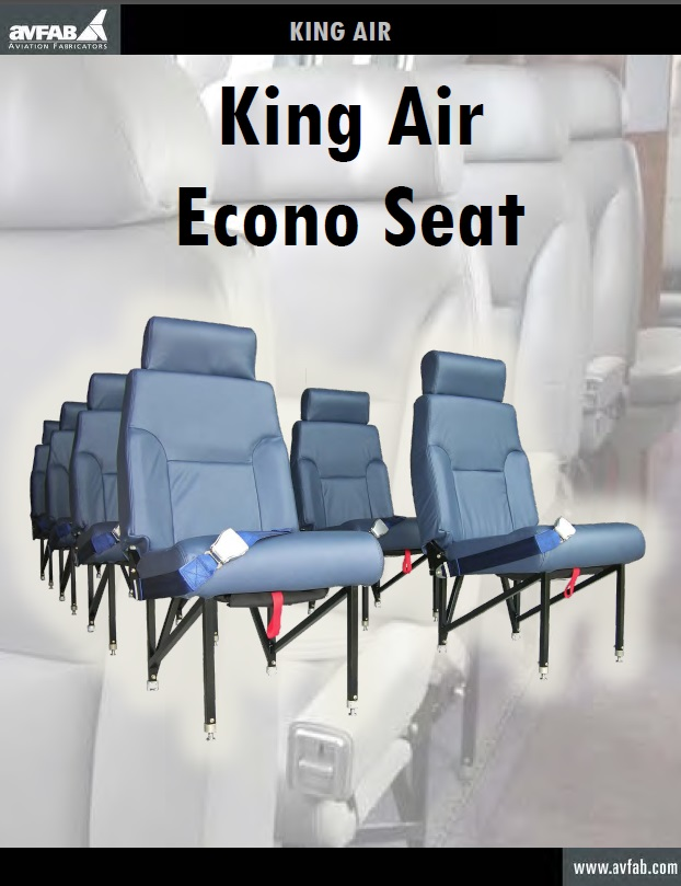 King Air Econo Seat Catalog