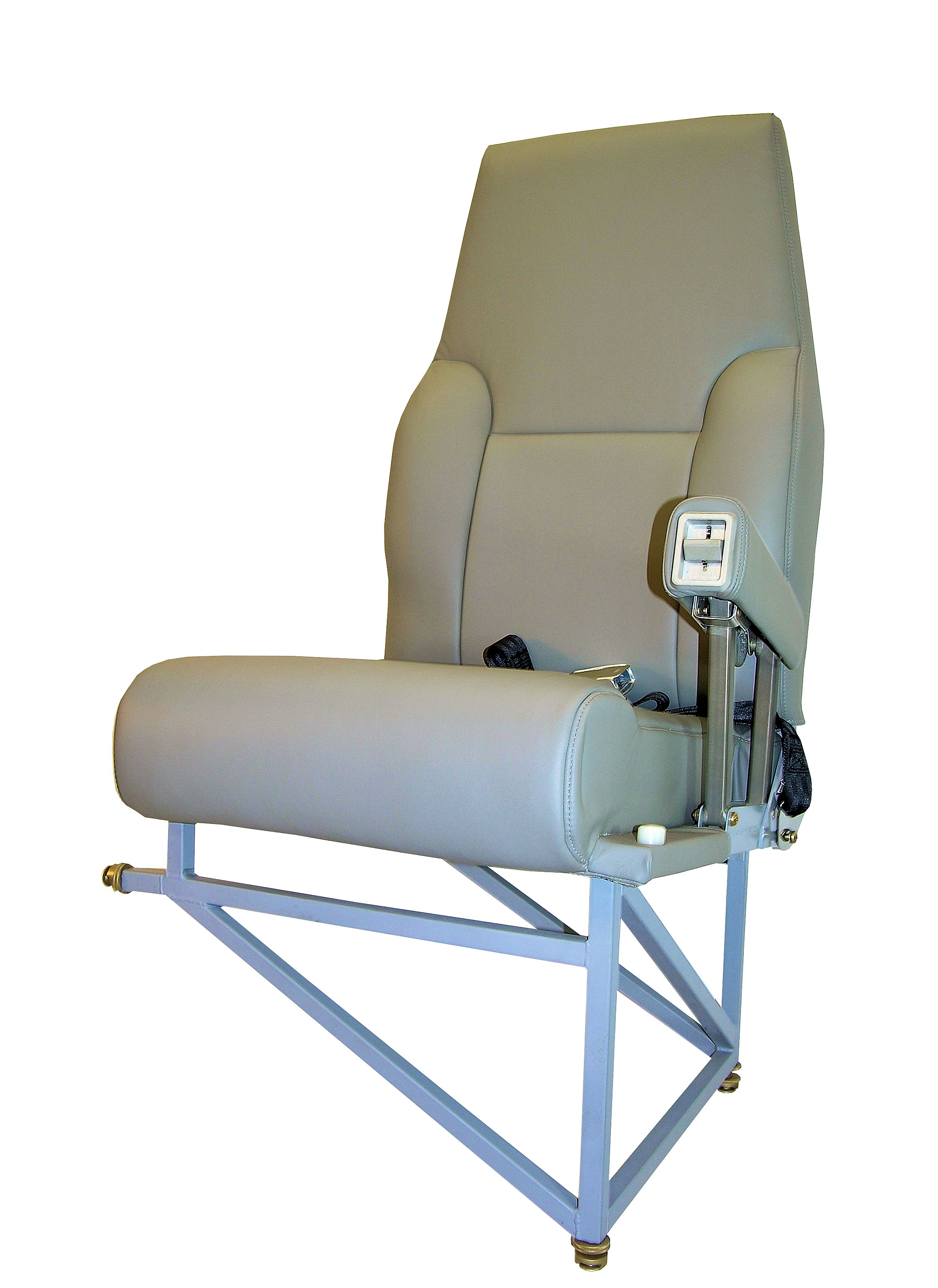 Beechcraft 1900 Econo Fixed-Back Airline Commuter Seat RH