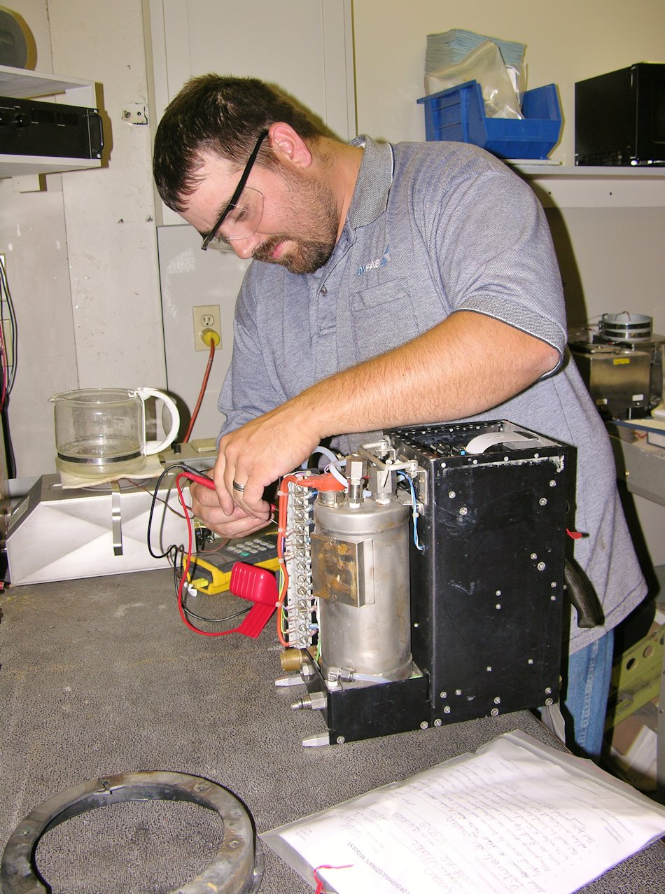 Westwind Coffee Maker and Heated Liquid Container Repair