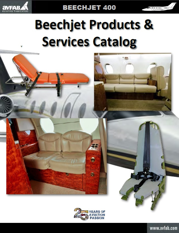 Beechjet Products Catalog