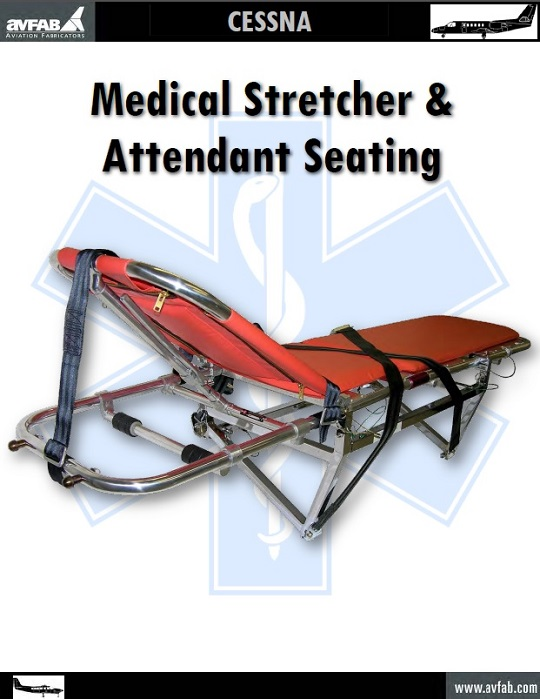 Cessna Medical Stretcher Catalog