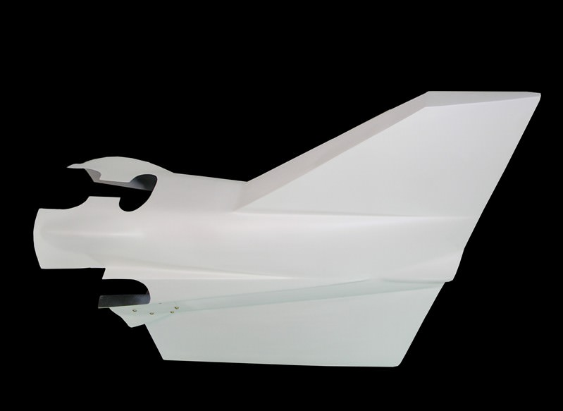 The Avfab fiberglass Tailcone Stinger is built to provide customers with a value and quality-oriented product. The original Cessna ABS Stinger has a tendency to deform and crack, which is the result of poor resistance to UV rays and solvents. If you've eve