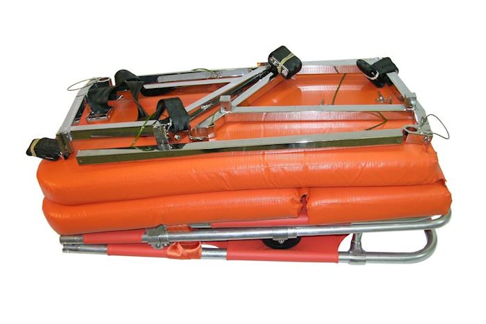 This stretcher kit provides a Beechjet operator with the option of transporting an ill or injured non-critical patient. These stretchers are ideal as an economical alternative to complete Medevac systems for the operator who doesn't need critical care medi