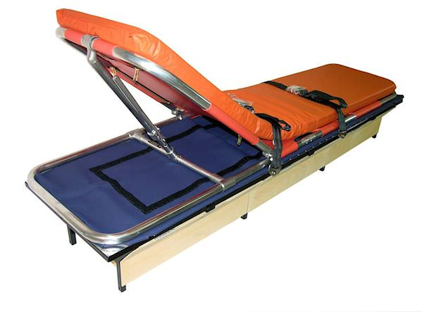 The stretcher kit provides a Piper PA-31 Navajo operator with the LH option of transporting an ill or non-critical patient. The kit was designed as an economical alternative to complete medevac systems. This unit is ideal for those operators who don't need