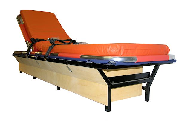 The stretcher kit provides a Piper PA31 Navajo or PA42 Cheyenne operator with the RH option of transporting an ill or non-critical patient. The kit was designed as an economical alternative to complete medevac systems. This unit is ideal for those operator