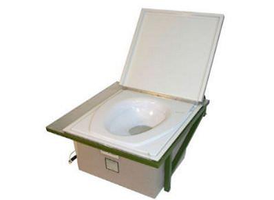 Citation Toilet Seat Kit, Flushing