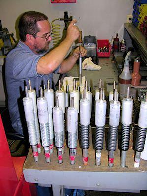 Fairchild Hydrolok Recline Cylinder Repair