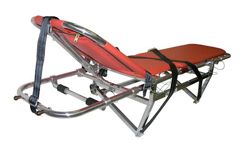 The stretcher kit provides a Cessna Citation operator with the option of transporting an ill or non-critical patient. The kit was designed as an economical alternative to complete medevac systems. This unit is ideal for those operators who don't need criti