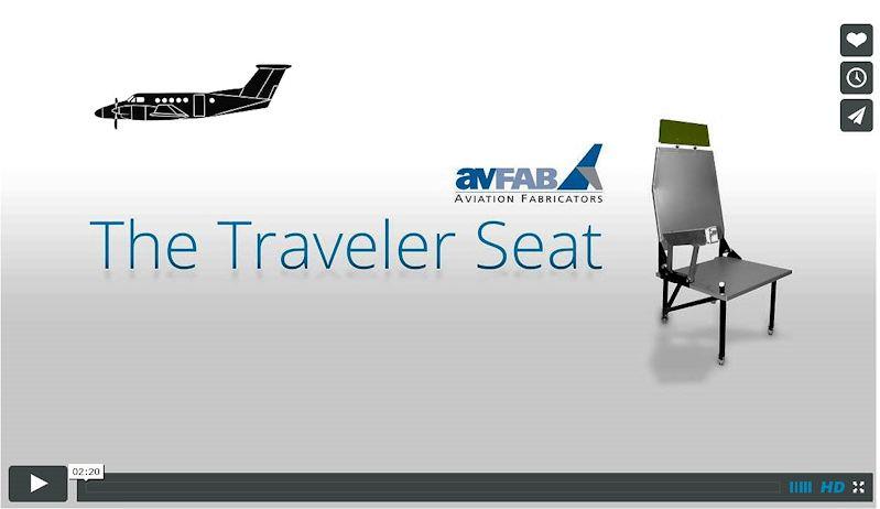 Traveler Seat Video