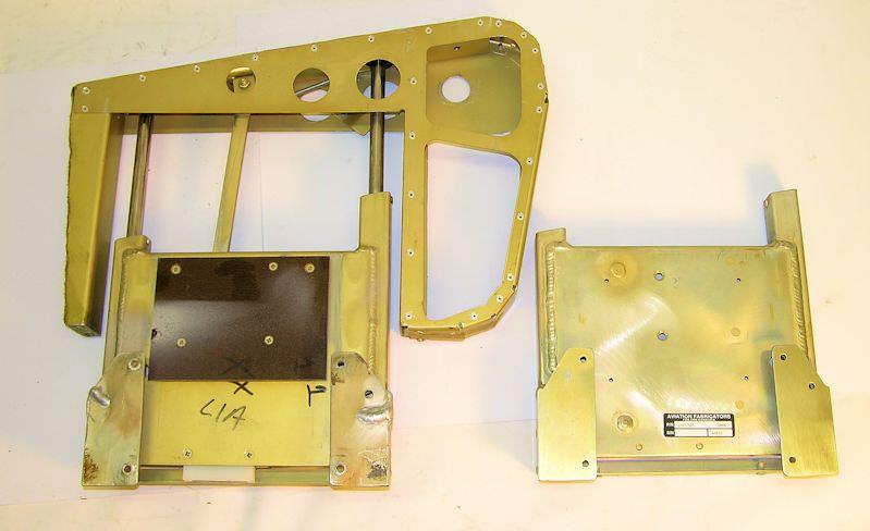 Beechjet Armrest Repair