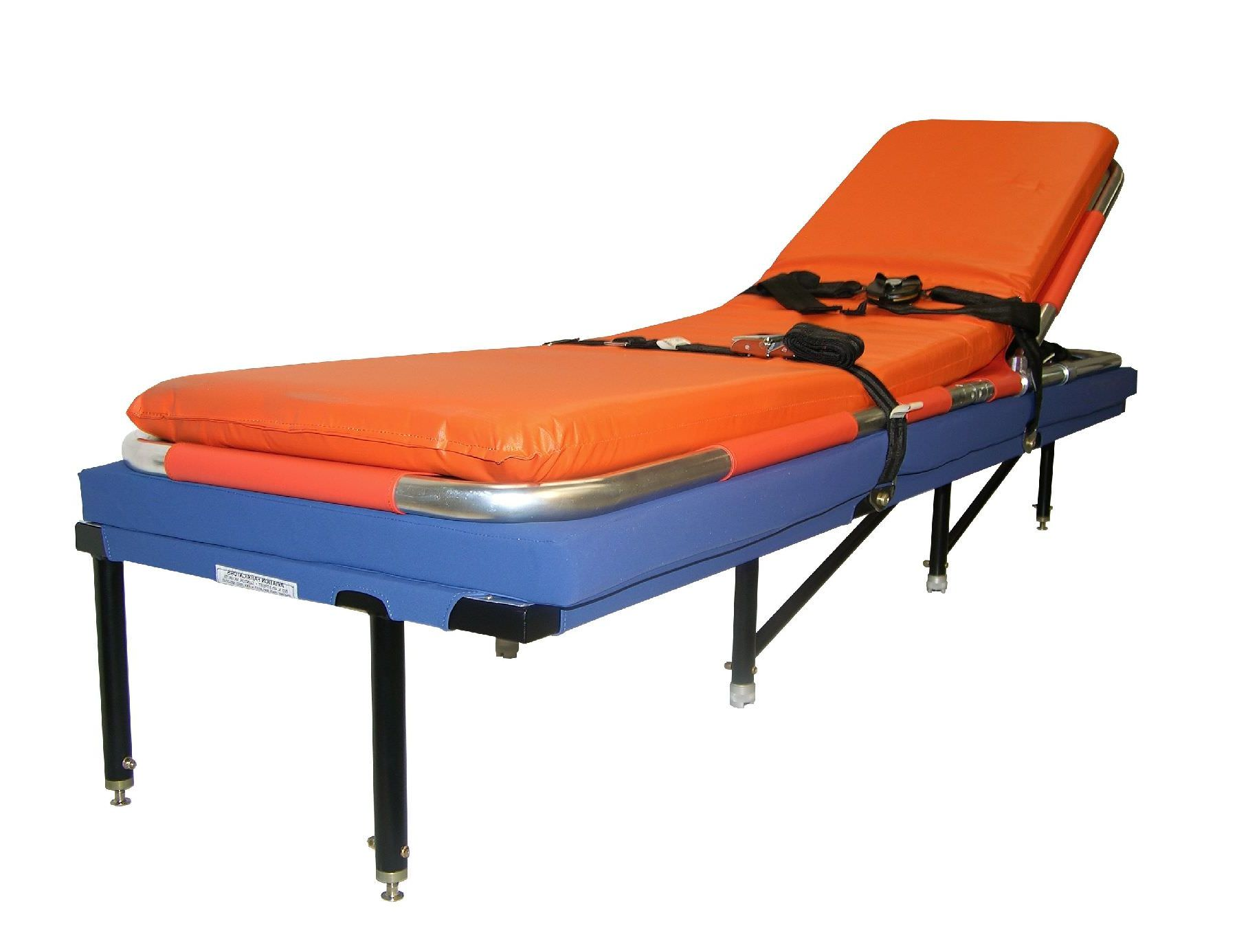 AvFab's STC & EASA approved Pilatus PC12 Medical Stretcher Kit provides an operator with the option of transporting an ill or injured, non-critical patient. These stretchers are ideal as an economical alternative to complete Medevac systems for the o